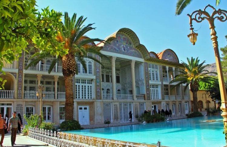 The Persian Gardens