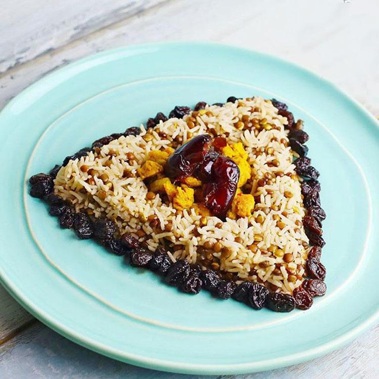 Vegetarian and Vegan Persian Foods