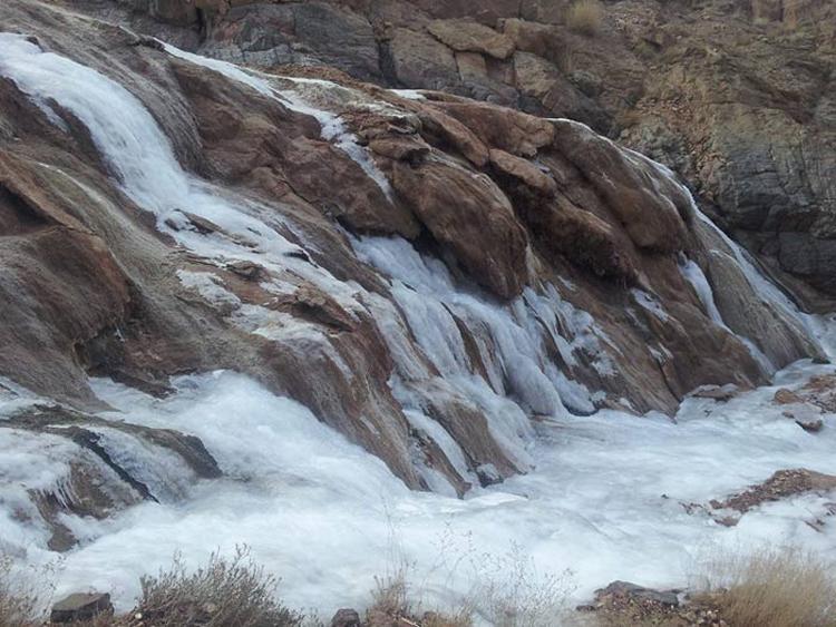 آبشار سفیده ندوشن
