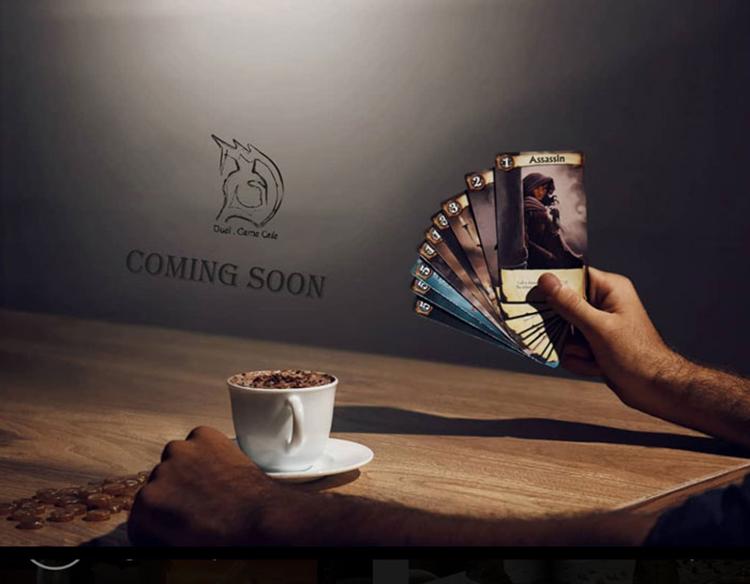 کافه بازی دوئل یزد