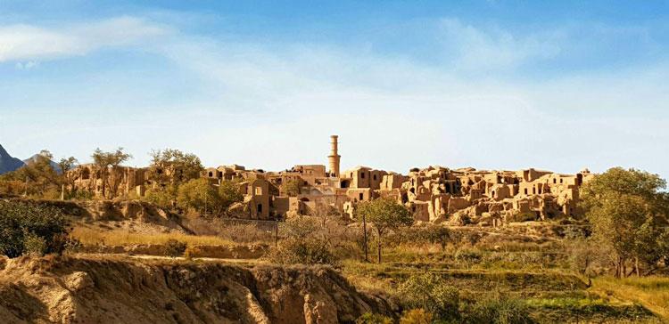 روستای خرانق اردکان