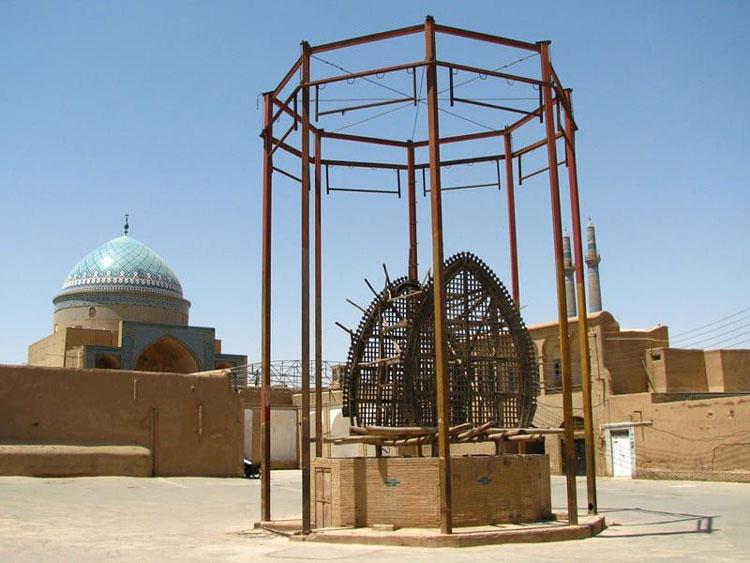 یزد؛ شهر ترین های ایران