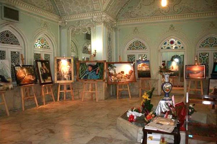 موزه آیینه و روشنایی یزد (قصر آینه)