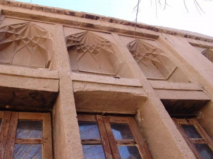 خانه محمد آقا ابویی مهریزی