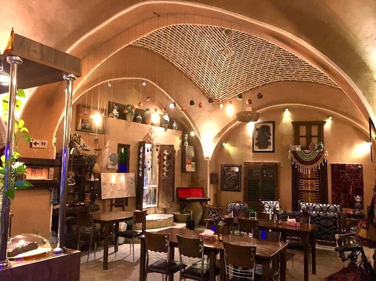 بهترین رستوران های سنتی یزد