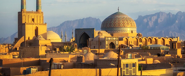 Book Yazd Tour