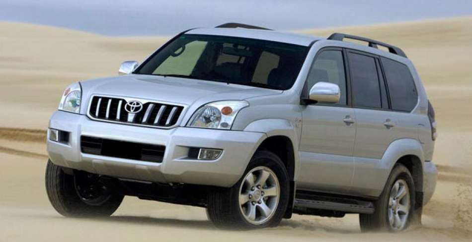 Luxury Cars (Land Cruiser Prado)