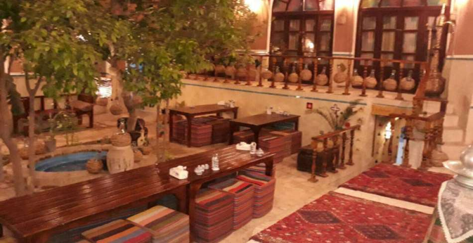 Kalout Hostel in Yazd