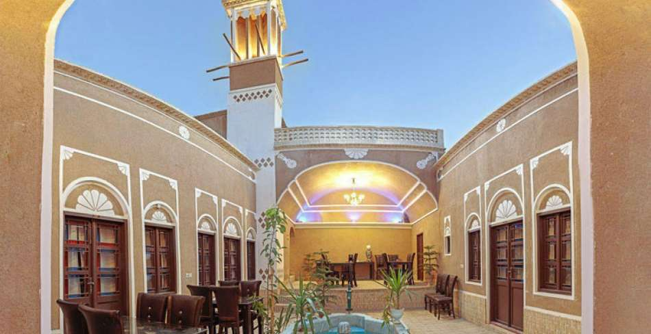 Yazd Star Hostel