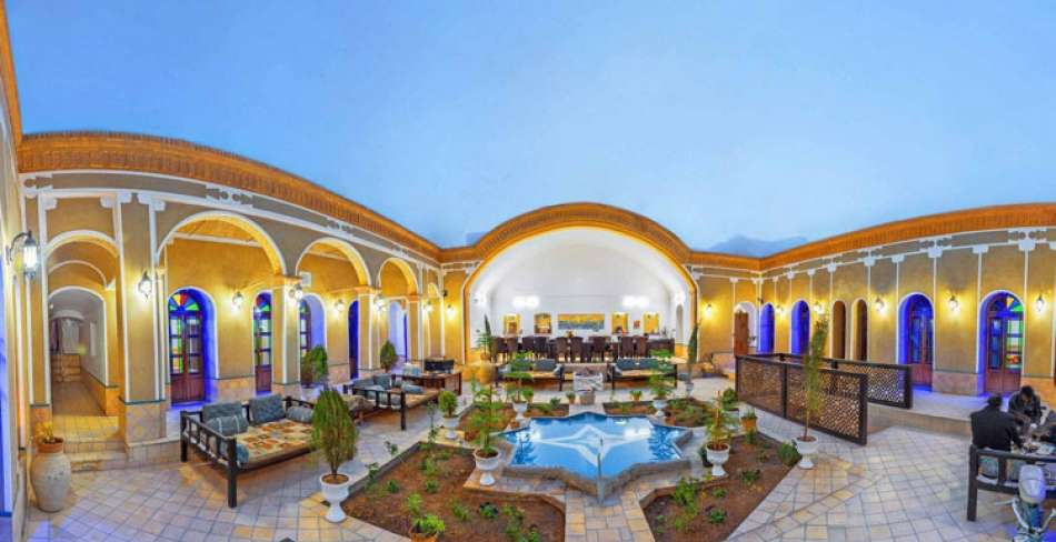 Yazd Friendly Hotel