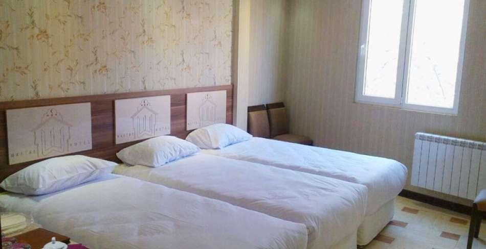 نماهایی ویژه از هتل صفائیه یزد