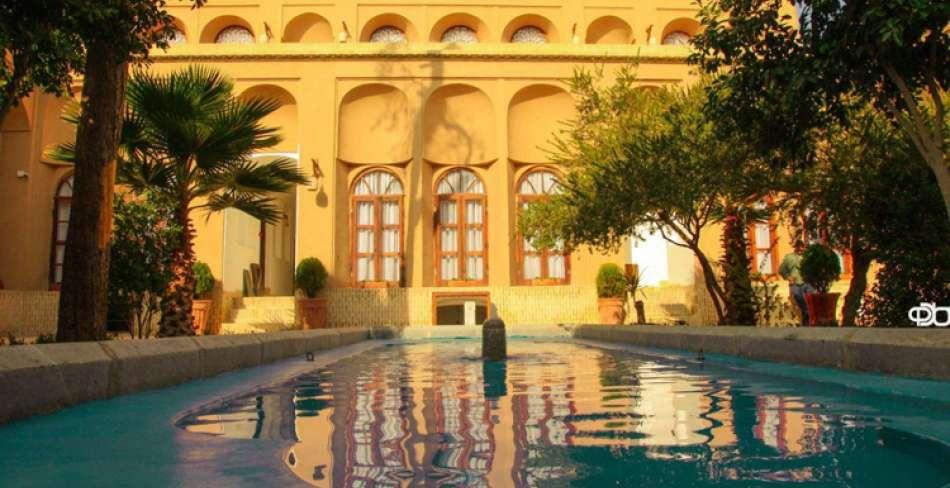 هتل هومان یزد