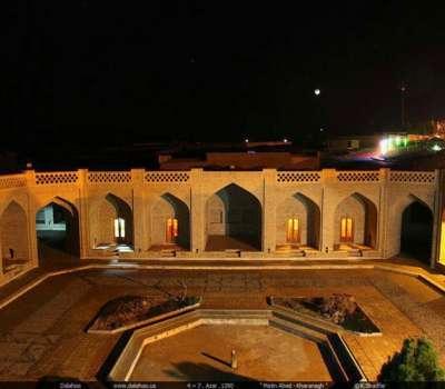 Kharanaq Shah Abbasi Caravanserai
