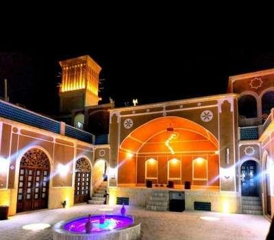 هتل سنتی آواسا یزد