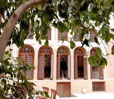 هتل شاه ابوالقاسم یزد