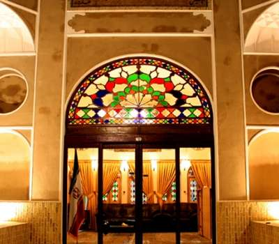 Yazd Traditional Hotel
