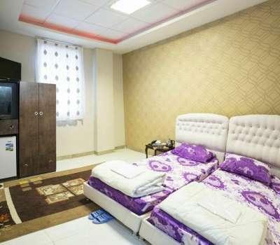 هتل باران رضوانشهر یزد