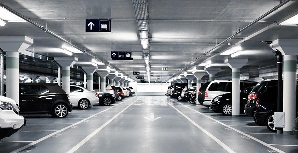 پارکینگ های عمومی