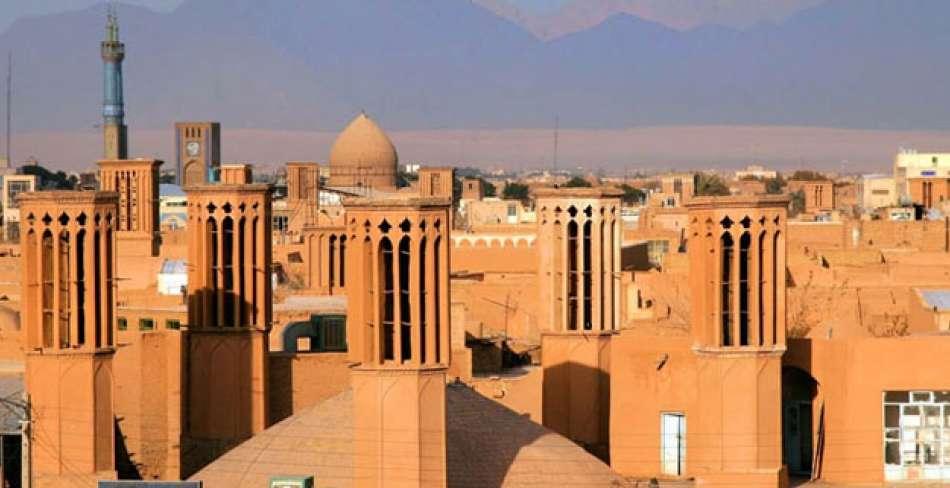 یزد، شهر نمونه گردشگری پایدار در جهان