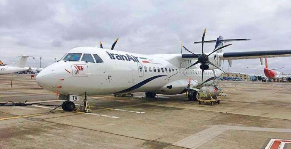 ورود دو فروند هواپیمای برجامی دیگر به ایران