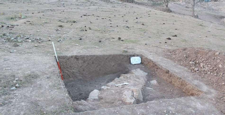 کشف آثار باستانی دوره اشکانی در گیلان