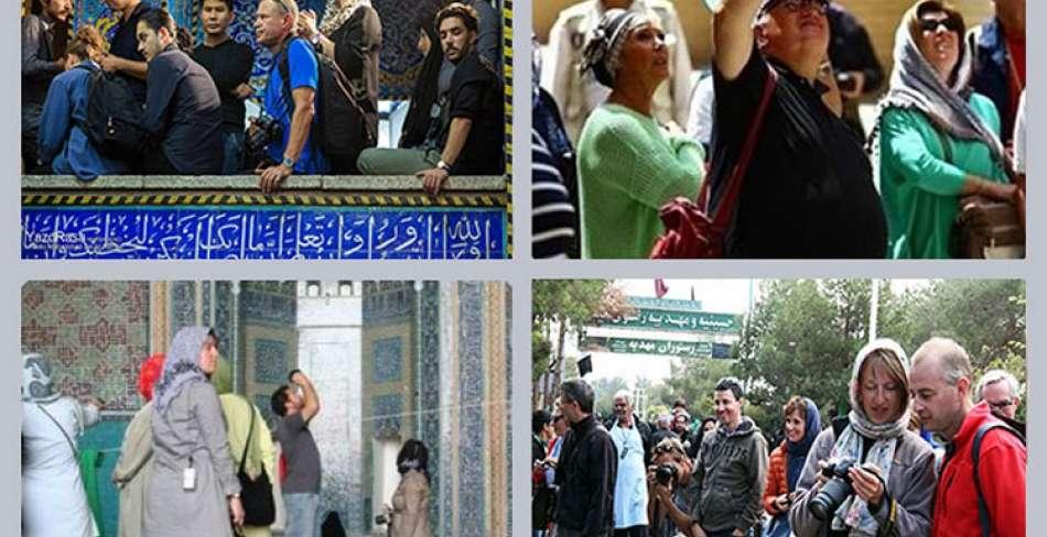 رشد 32 درصدی گردشگران خارجی به یزد
