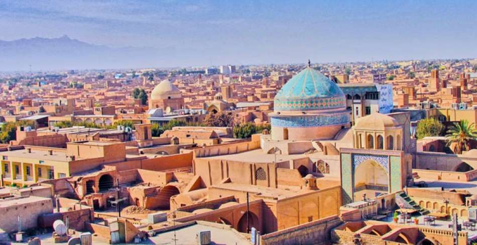 Most Visited Places in Yazd