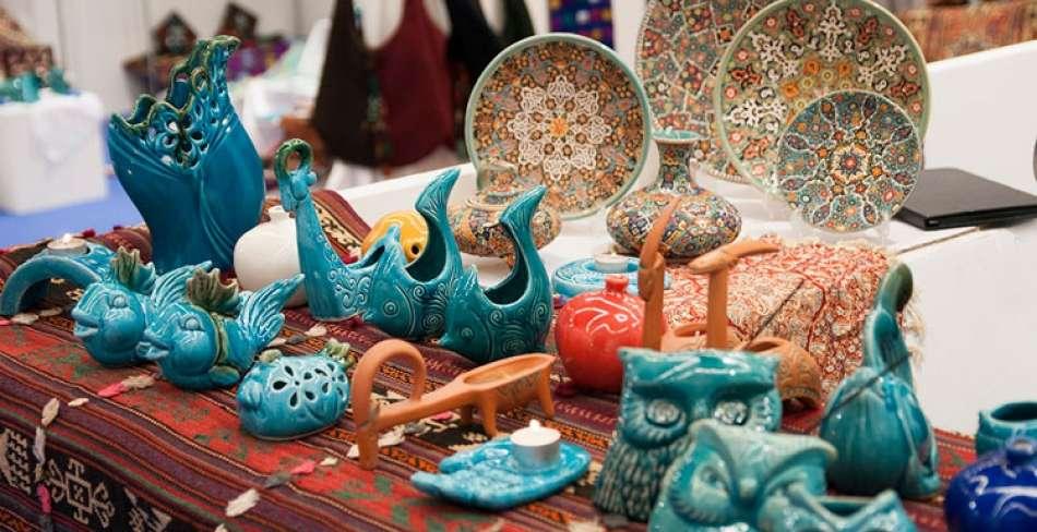 هزاران غرفه فعال صنایعدستی در بازارچههای نوروزی