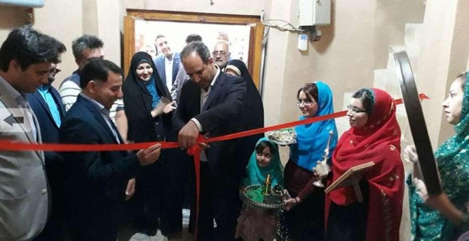 افتتاح اقامتگاه بوم گردی ناردونه در تفت