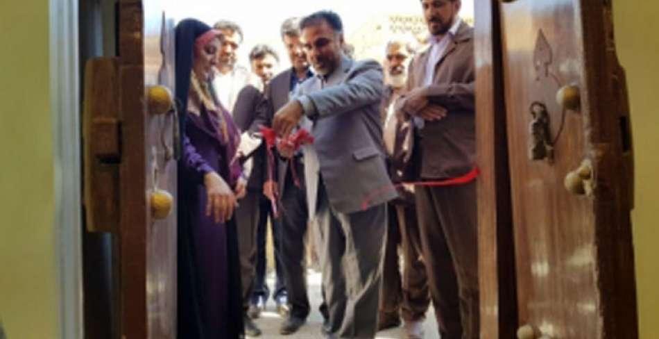 افتتاح اقامتگاه سنتی قنات در شهر یزد