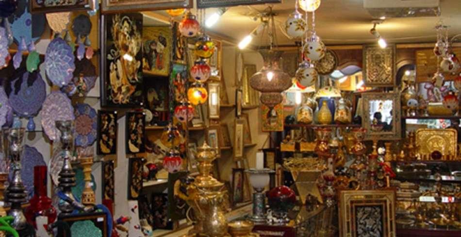افتتاح بازارچه دائمی صنایع دستی در یزد