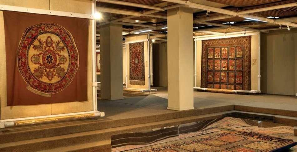 افتتاح اولین موزه مجازی فرش ایران