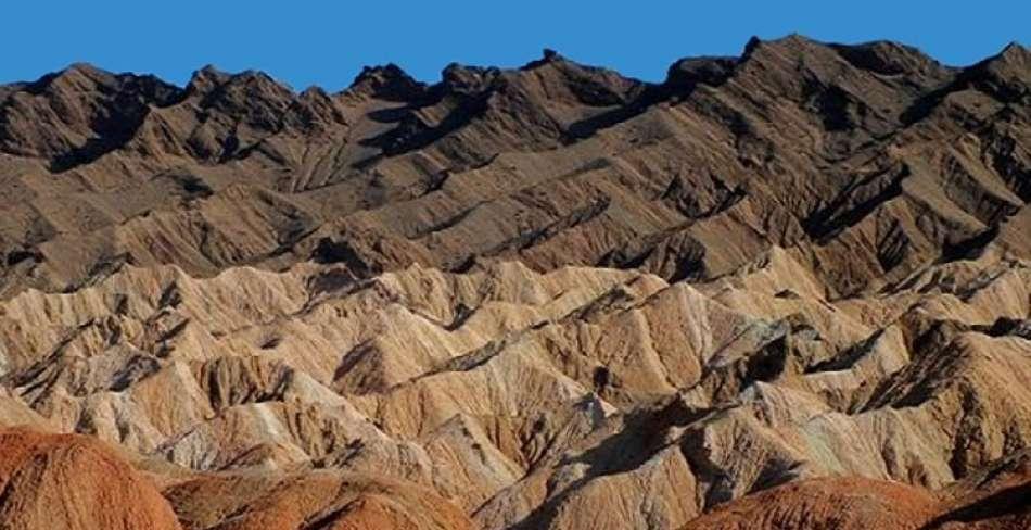 آغاز طرح گردشگری کوههای مینیاتوری نهبندان