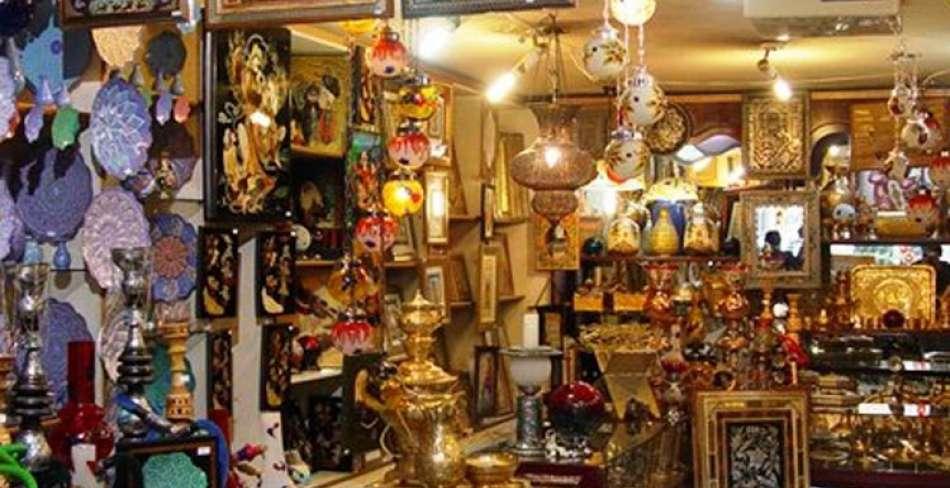 برگزاری طرح فروشگاه گردی صنایع دستی در یزد