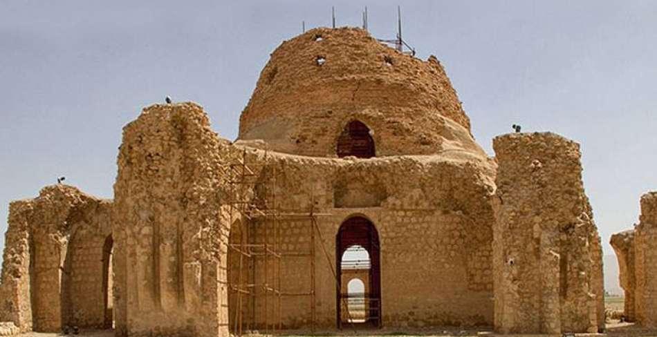 ثبت جهانی منظر باستانی ساسانیان
