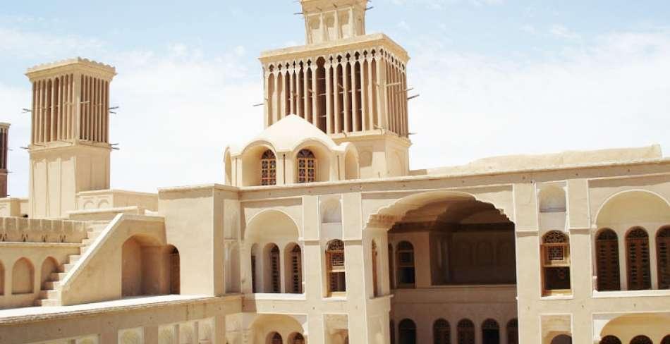خانه های تاریخی معروف یزد