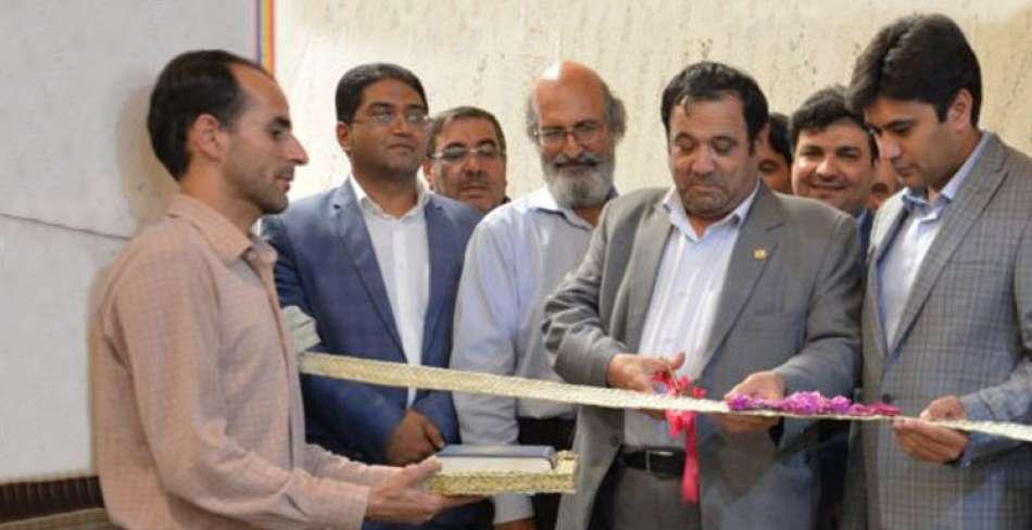 بازارچه صنایع دستی و مشاغل خانگی در یزد