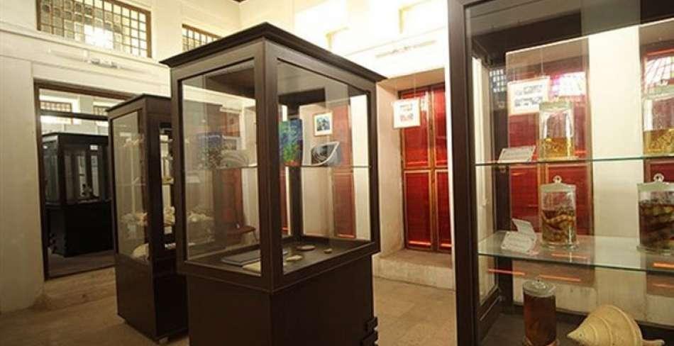 موزه تاریخ پزشکی بوشهر ، هفتمین موزه تخصصی دانشگاهی آسیا