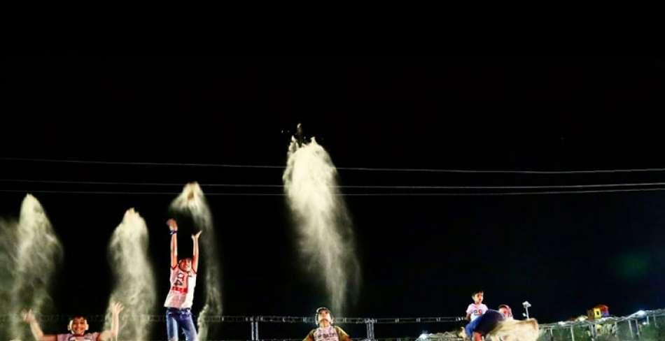 جشنواره تابستانی آبشار بافق