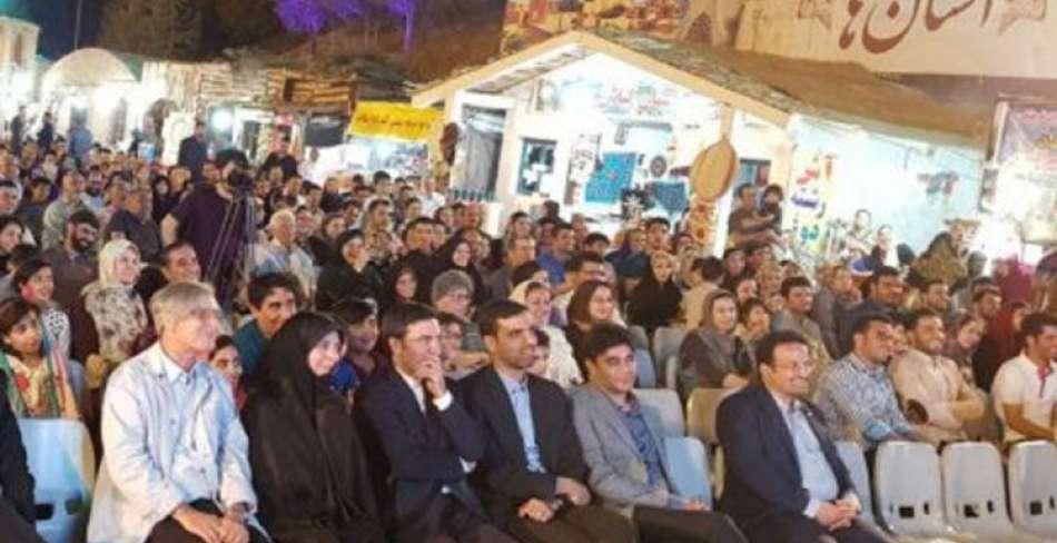 برگزاری جشنواره شب فرهنگی یزد در برج میلاد