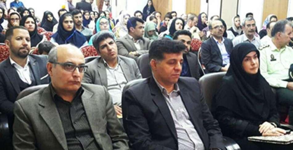 افتتاح نمایشگاه صنایع دستی همدان 2018