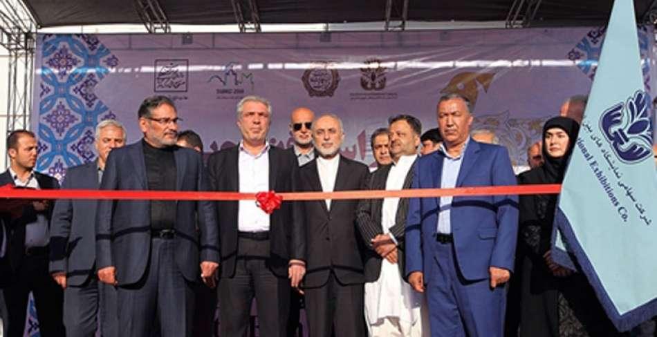 افتتاح سیامین نمایشگاه ملی صنایعدستی