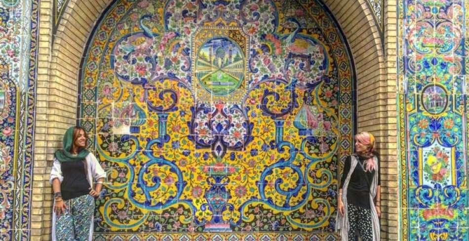 پوشش در ایران