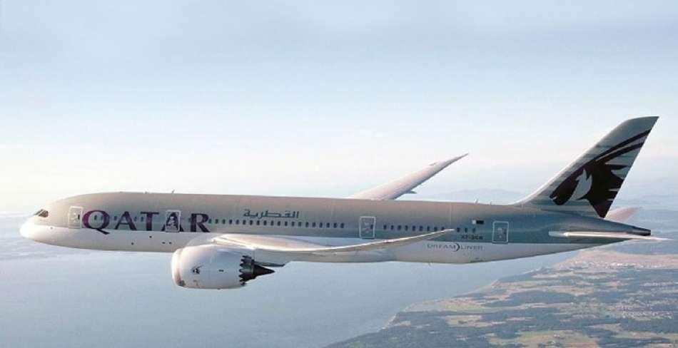 افزایش پروازهای هواپیمایی قطر به ایران