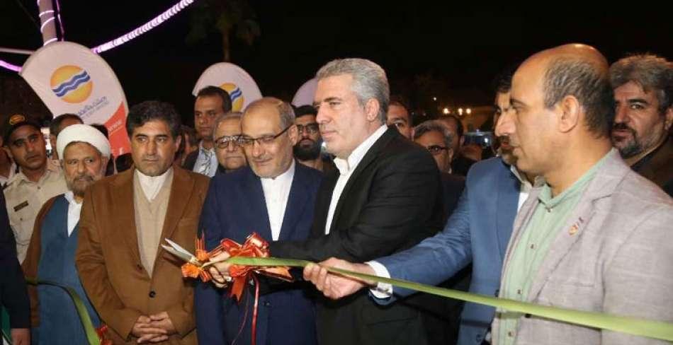دومین نمایشگاه ملی گردشگری، هتلداری و صنایع دستی در قشم