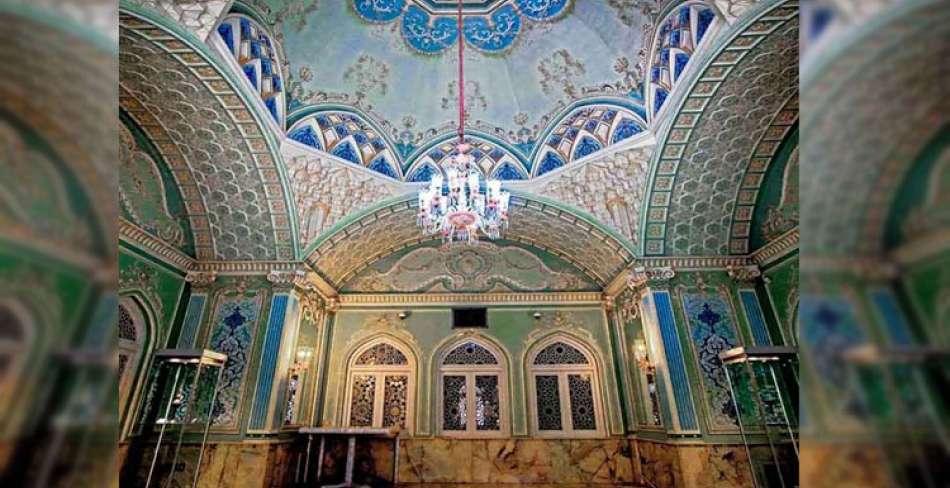 بازگشایی مجدد موزه قصر آیینه و روشنایی یزد