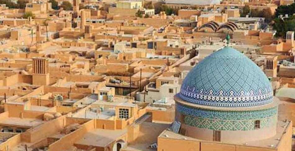 کارگاه بینالمللی معماری خشتی در یزد