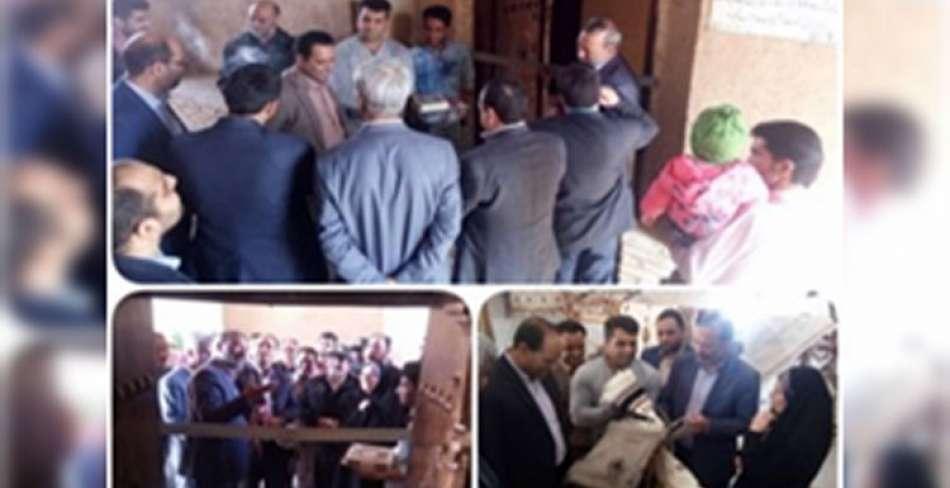 افتتاح نخستین نمایشگاه دائمی صنایعدستی ابرکوه