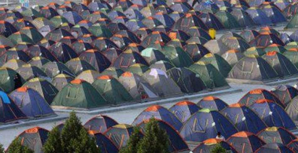شرایط اسکان در کمپ های اقامتی کیش در نوروز