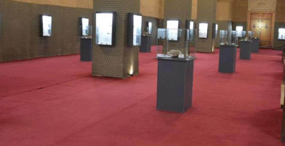 افتتاح « گنجینه سنگ » در یزد
